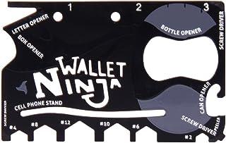 D-Mail dmail-18 Attrezzi in 1 Wallet Ninja