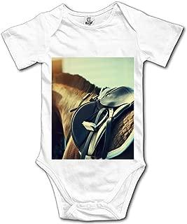 KSLIDS Baby Clothes Horse Cool Shirt Bodysuit