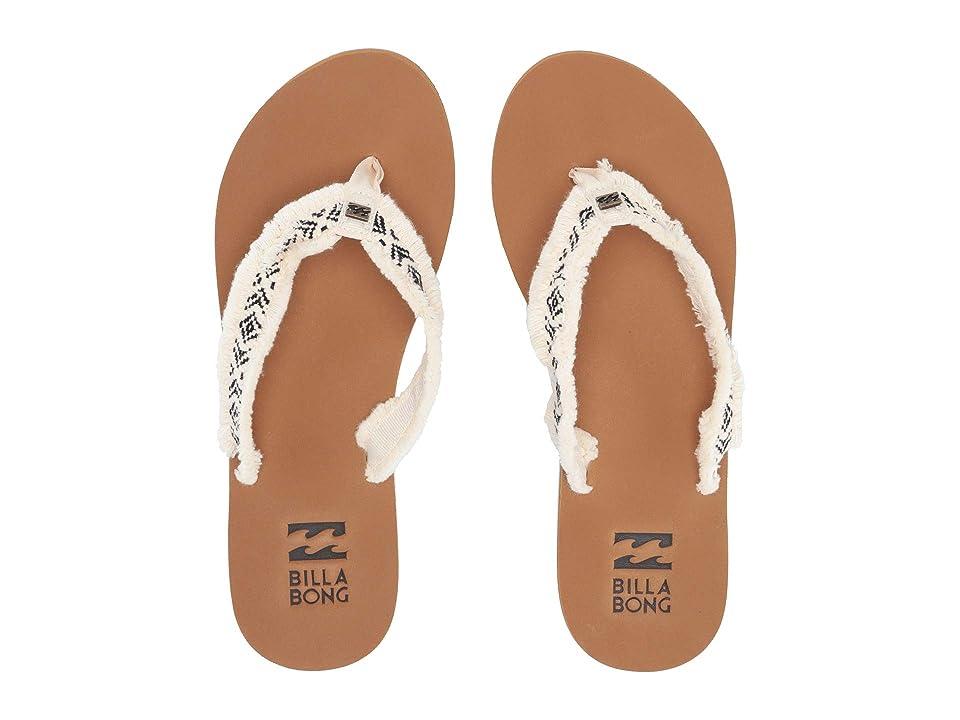 Billabong Baja (White/Black) Women's Shoes