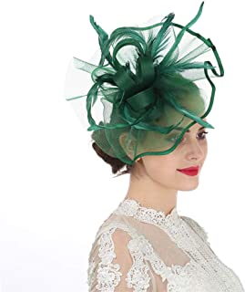f5e6b2562 Amazon.co.uk: fascinators: Clothing