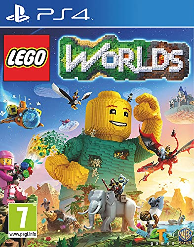 lego worlds ps4 carrefour