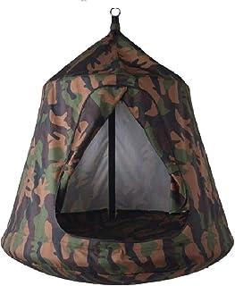 INWAVE Hanging Tree Tent Hanging Tent for Kids Hanging Space Capsule Swing & Hammock , Hanging Tree House Tent Waterproof ...