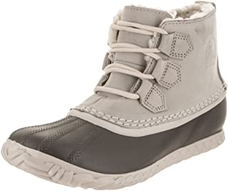 Women's Out N about Leather Snow Boot