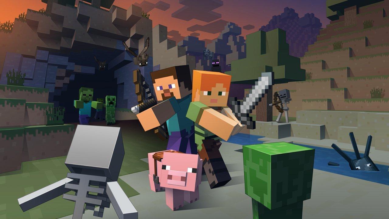 Minecraft - Edición Estándar, Nintendo Wii U, Disco, Versión 31: Amazon.es: Videojuegos