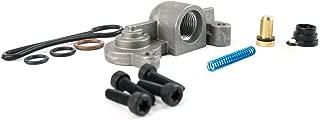 6.0L Powerstroke STC HPOP Fitting Update Kit Fits Ford F250, F350, F450, F550 - Replaces Ford # 4C3Z-9B246-F - High Pressure Oil Pump - 6.0 Powerstroke Diesel - 2004.5, 2005, 2006, 2007 (Renewed)