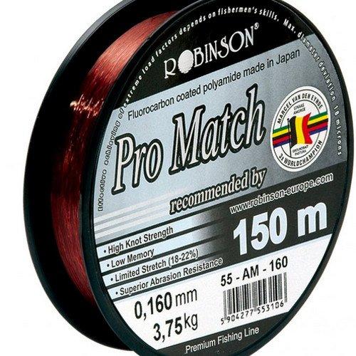 Robinson Pro Match 150m 0,200mm 5,70kg by Marcel van de Eynde