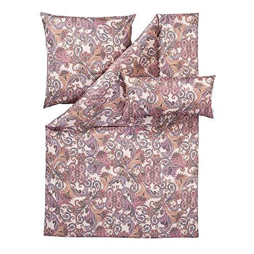 EStella Ornelio Bed Linen Multi-Coloured, Cotton, multi-coloured, 155x220 + 80x80 + 40x80