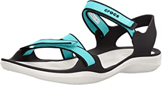 Crocs Women's Swiftwater Webbing Sandal
