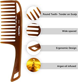 Best oil infused wooden comb Reviews