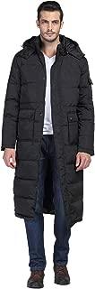 Best long padded jacket for men Reviews
