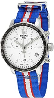 Tissot Quickster Detroit Pistons Chronograph Mens Watch T0954171703722