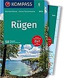 KOMPASS Wanderführer Rügen: Wanderführer mit Extra-Tourenkarte 1:50.000, 50 Touren, GPX-Daten zum Download