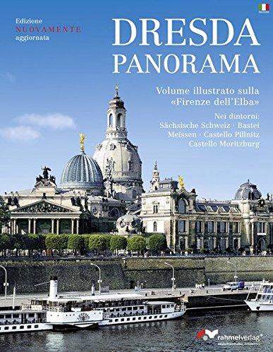 Dresda Panorama (italienische Ausgabe) Volume illustrato sulla Firenze dell'Elba