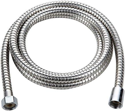 VAVAMAX Tubo cabezal de ducha de acero inoxidable flexible Fontaner/ía manguera ba/ño de tubo 1-3m 1PC