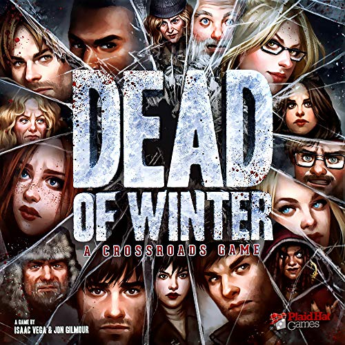 Plaid Hat Games - Dead of Winter: A Crossroads Game, Gioco da Tavolo [Lingua Inglese]