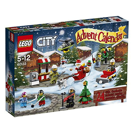 LEGO City 60133 - Adventskalender