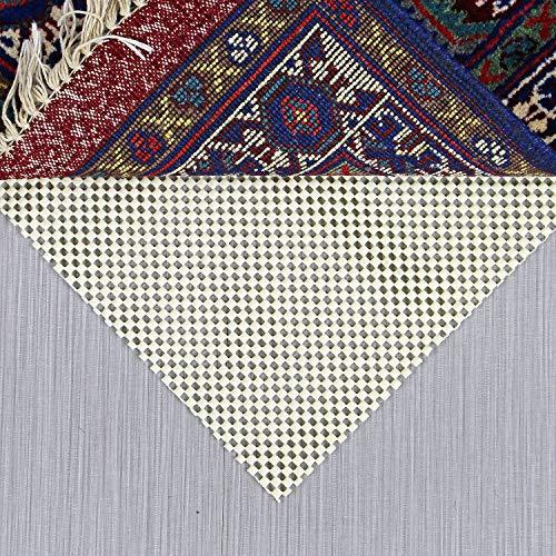 Taylor & Brown Teppichunterlage für harte Böden, PVC, beige, 160 x 230 cm