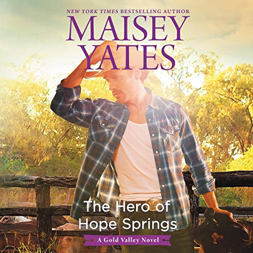 The Hero of Hope Springs audiobook cover art