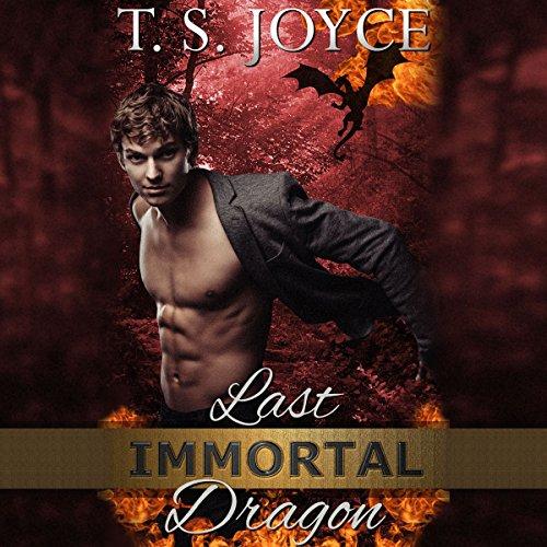 Last Immortal Dragon audiobook cover art
