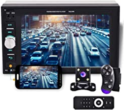 "$63 » Camecho 2 din Car Multimedia Player 1080P Full HD 6.2"" LCD Touch Screen Car Stereo Audio MP5 Player Support Bluetooth/TF/U..."
