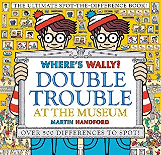 Where's Wally? Double Trouble At The Museum. The U [Idioma Inglés] (1406380598)   Amazon price tracker / tracking, Amazon price history charts, Amazon price watches, Amazon price drop alerts