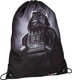 Core Line Star Wars Darth Vader Bolsa de Cuerdas para El Gimnasio, 39 cm, 7 litros, Negro