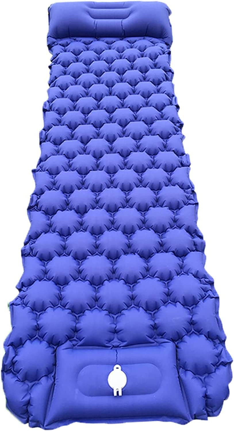 WWPP Camping Dealing full Classic price reduction Sleeping pad Lightweight Most Inflatab Suitable f