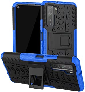 FanTing Case for Oppo A73 5G, Detachable 2 in 1 Shockproof Cover [Drop Resistance] [High Impact] [Heavy Duty] [TPU+PC] Wit...