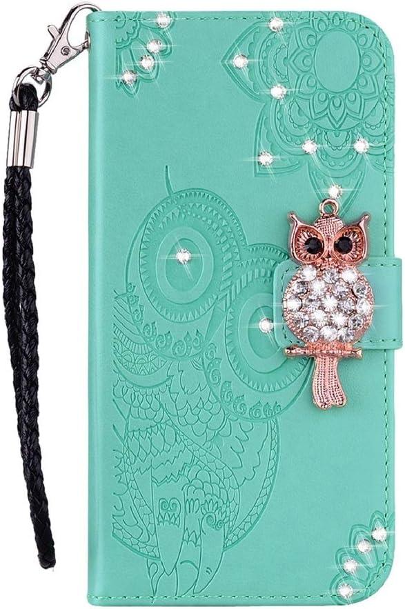 Smagiv For Samsung Galaxy A21 Glitter Case 3 Pocket Under blast Columbus Mall sales Cartoon Cute