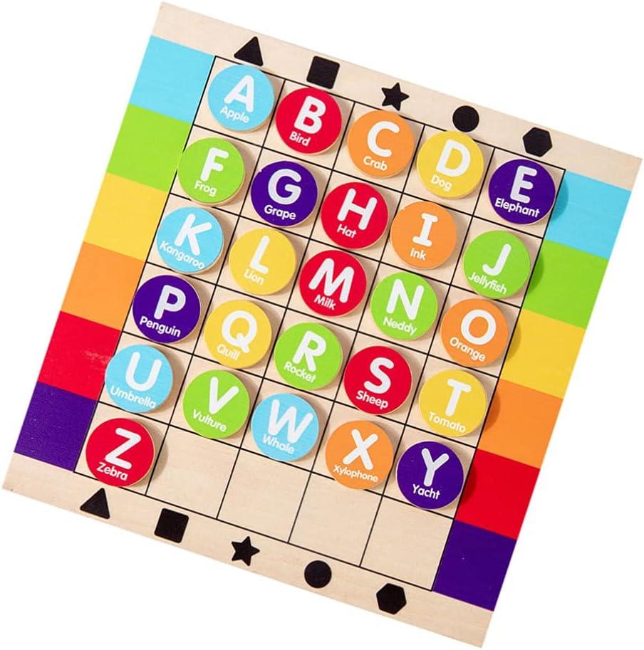 Kisangel 1 Max 54% OFF Set Baby Blocks Shape Sorter Sorting P Toy Wood Ranking TOP1