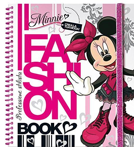 Minni. Fashion book. Crea la tua moda. Con adesivi. Ediz. illustrata