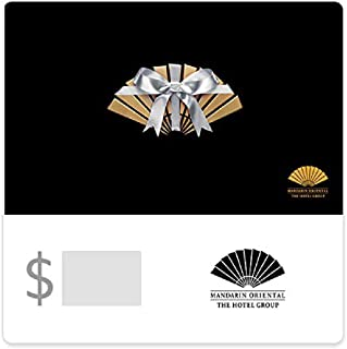 Mandarin Oriental $250 Gift Card - Email Delivery