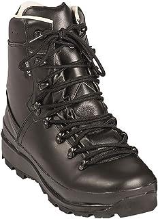 Mil-Tec Homme BW German Army Bottes de Montagne Noir