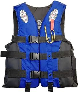 Gecheer Fishing Life Jacket Water Sports Floatation Vest Adults Children Buoyancy Waistcoat
