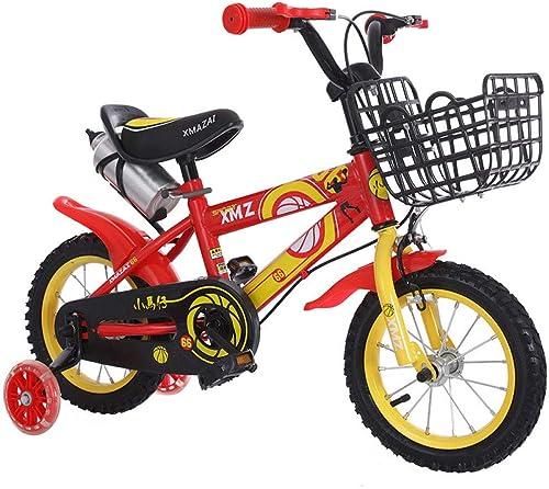 compras online de deportes WY-Tong Bicicleta Bicicleta Bicicleta Infantil Bicicletas Infantiles Bicicleta para bebé de 2 a 6 años con Bicicleta estabilizadora para bebé y Niño con Bicicleta estabilizadora  alta calidad y envío rápido
