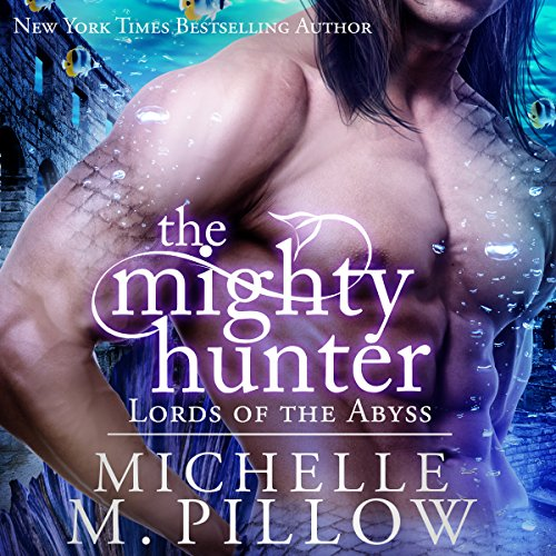 The Mighty Hunter audiobook cover art
