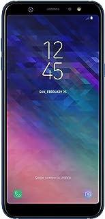 Samsung Galaxy A6+ Dual SIM - 64GB, 4GB RAM, 4G LTE, Blue (SM-A605FZBHXSG)