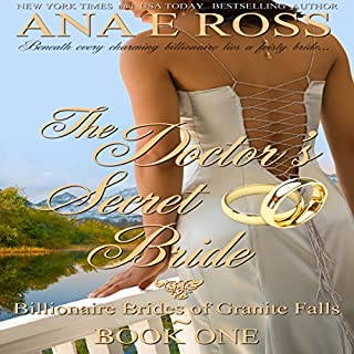 The Doctor's Secret Bride cover art