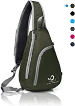 sling chest backpack