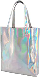 Best shiny tote bags Reviews
