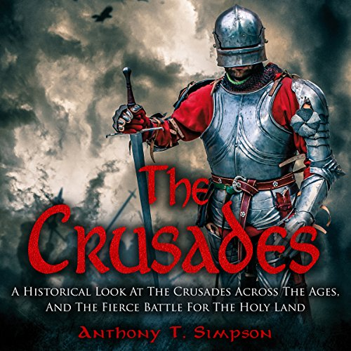 The Crusades audiobook cover art