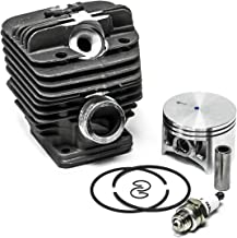 56MM Big Bore Nikasil Cylinder Piston Kit for Stihl MS660 066 Chainsaws