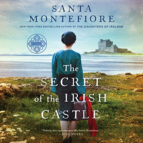 The Secret of the Irish Castle audiobook cover art