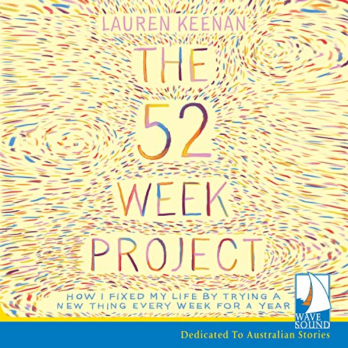 The 52 Week Project cover art