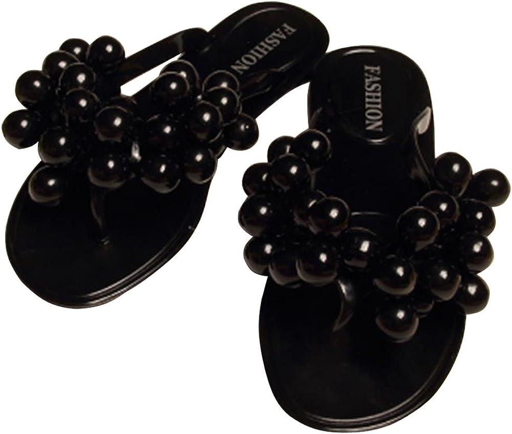 Amazon Com Maybest Beach Slippers Women Grape Flip Flops Flat Sandals Peep Toe Sandals Flats