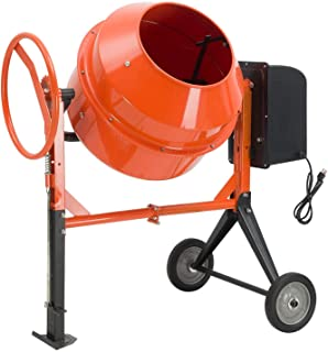9 cu ft cement mixer for sale