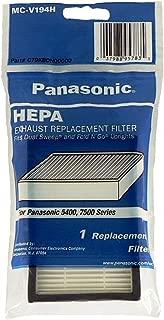 Panasonic MC-V194H HEPA Filter, 1-Pack