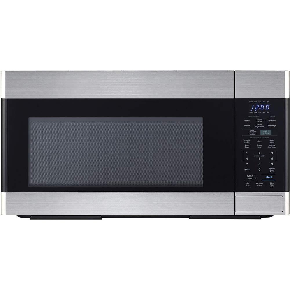 Sharp SMO1652DS Microwave Capacity Stainless