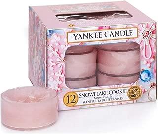 Best yankee candle snowflake cookie tealights Reviews