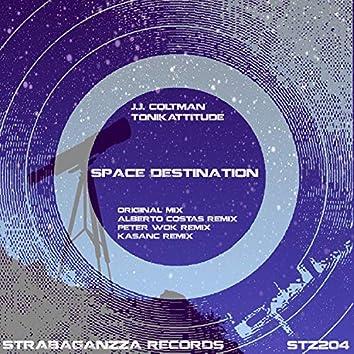 Space Destination